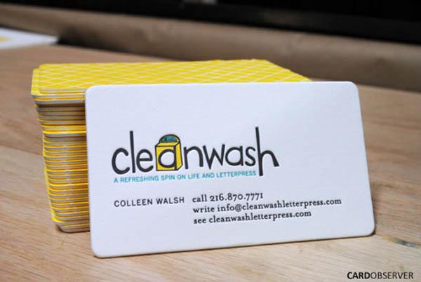 CleanWash Letterpress_9