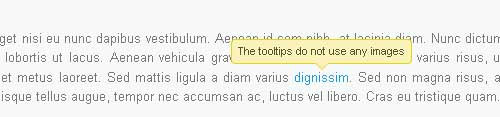Colortip – a jQuery Tooltip Plugin