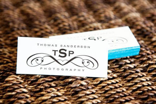 TSP Edge Painting Business Card