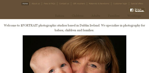 Family, Portrait, Wedding, Newborn & Maternity Photography Dublin, Ireland - 1Portrait