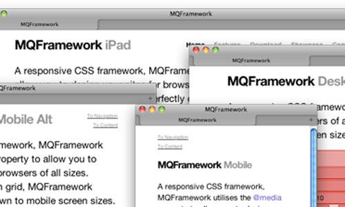 20 Responsive Css Grid Frameworks Web Amp Graphic Design