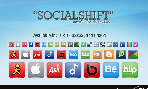 socialshift icon