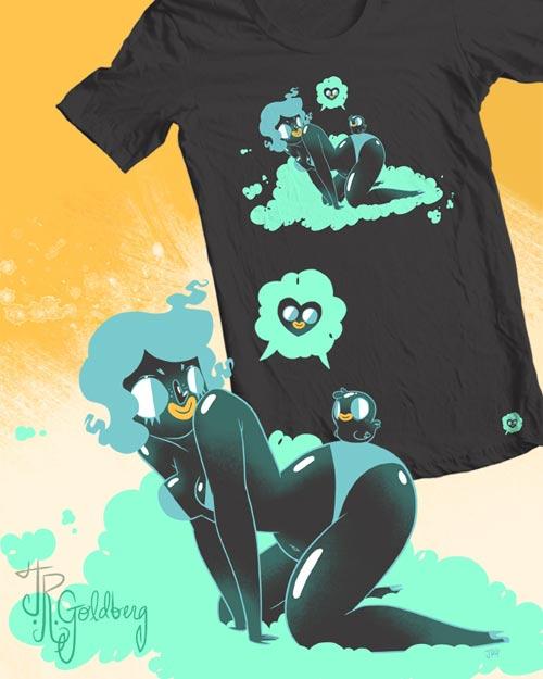 Lover Ducky