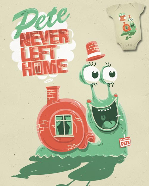 pete-never left home