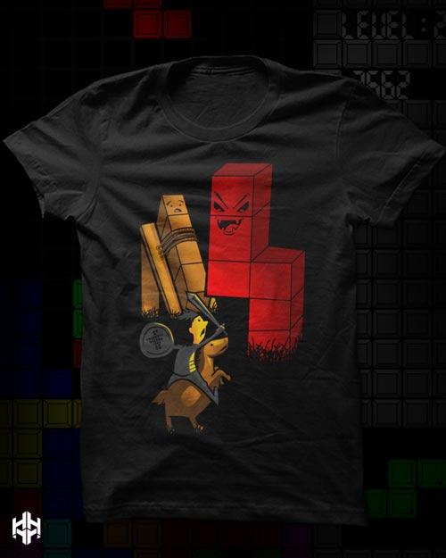 Tetris Super Villain