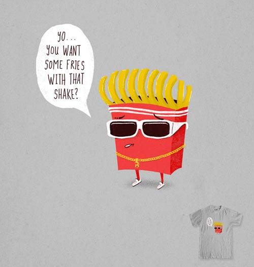 Douche Fries