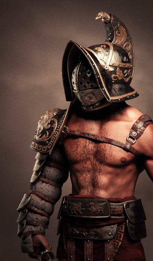 Gladiator by Eric Durante