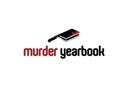 Murder Yearbook Logo