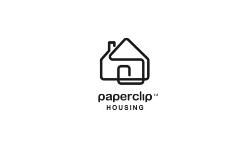Houseclip housing