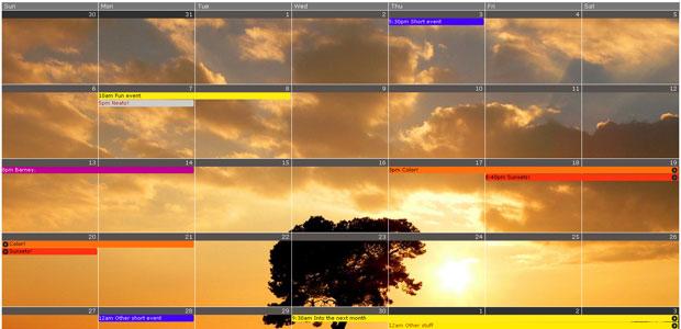 10 Useful jQuery Date Picker, Event & Calendar Plugins