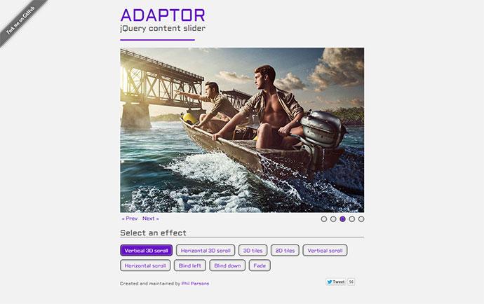 adaptor-jquery
