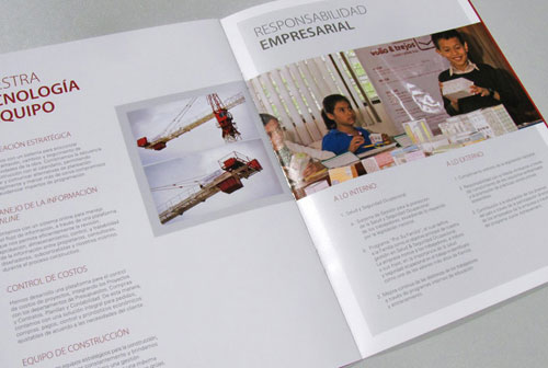 Brochure / Catalogue Volio & Trejos