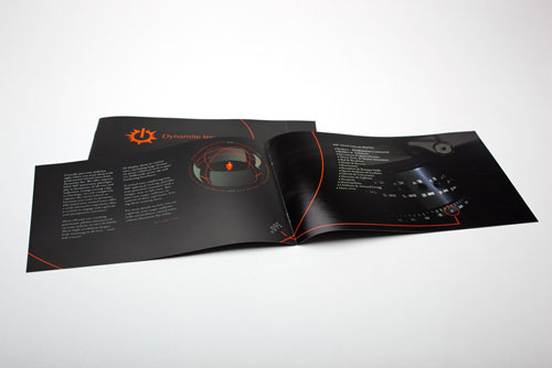 Dynamite Inc. 360° Photography Brochure