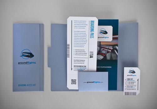 Groundflights Sales Kit