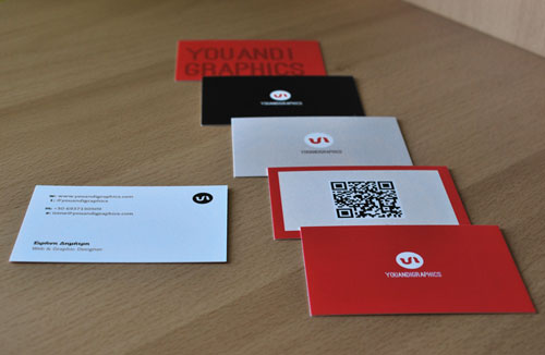 Youandigraphics Business Cards