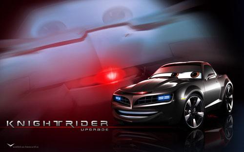 Cars - Knightrider