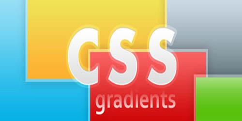 CSS gradients – quick tutorial