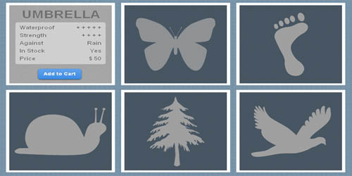 Create a Flip Effect by Using CSS3