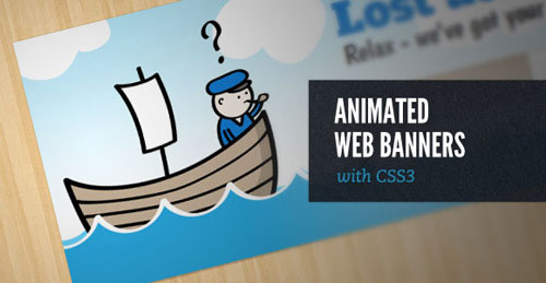 Animated Web Banners With CSS3