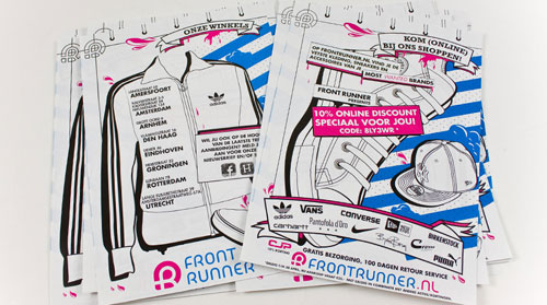 ROC Front Runner flyer