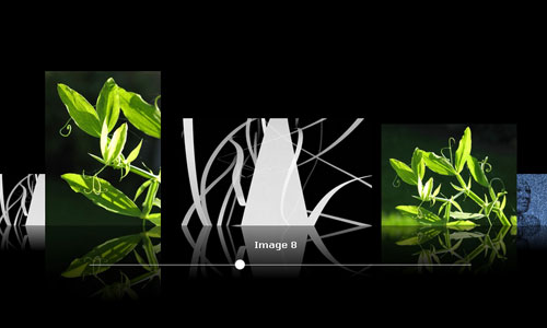 Image Flow Gallery with jQuery