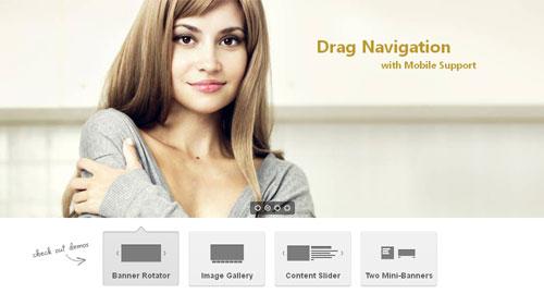 90 Fantastic jQuery Image Slider Plugin Tutorials & Plugins