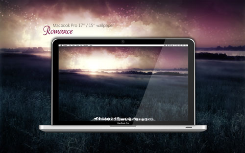 MBP Romance Wallpaper