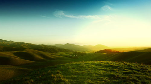 Californian Hills