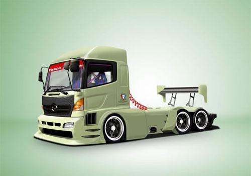 Create a Pimped Out Truck