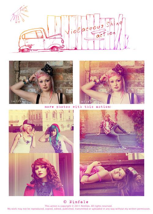 65 Free Set of Photoshop Actions For Photography – Bashooka