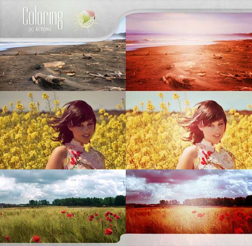 Acciones: Summer Sun por So-ghislaine