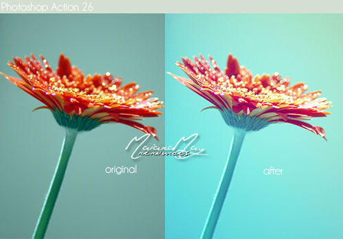 Phoshop Action 26 by IGotTheLook