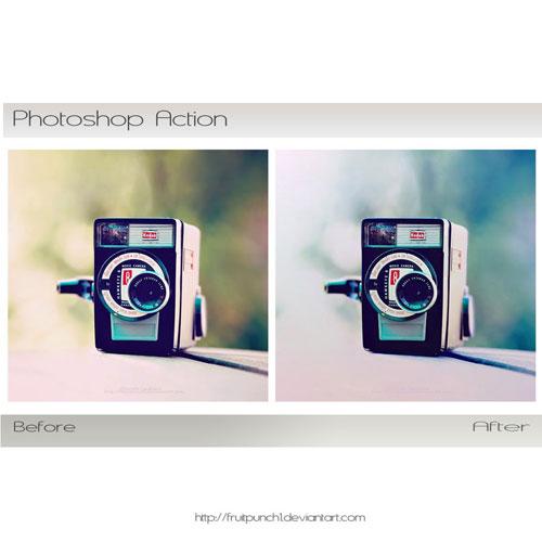 Promoción de Photoshop por fruitpunch1
