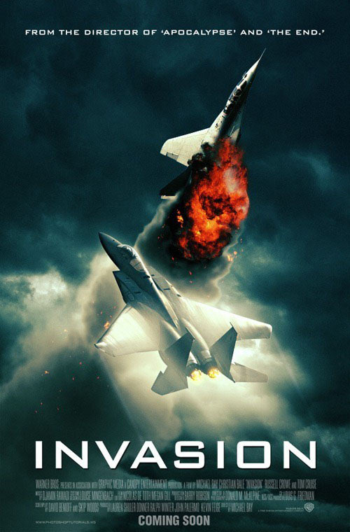 How to Create an Intense Movie Poster in Photoshop