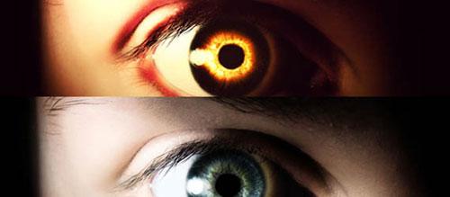 Eery-Eye Photo Manipulation