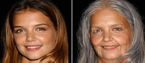 Age Progression – Photoshop Tutorials
