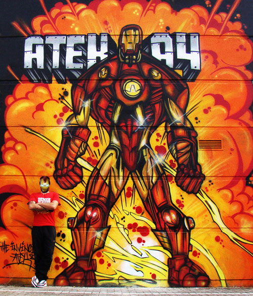 Iron Man - Atek84
