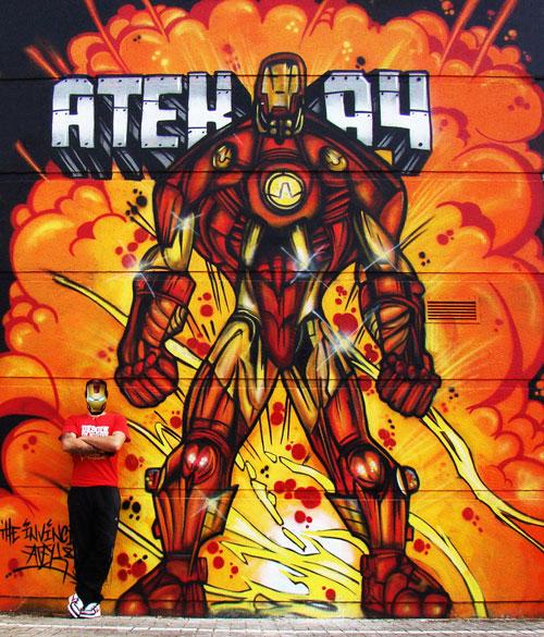 Iron Man - Atek84