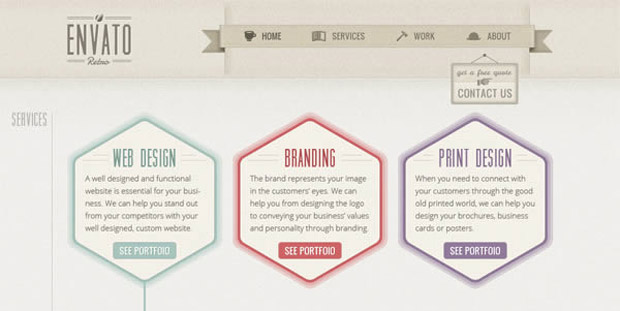 25 Web Design Tutorials In Photoshop