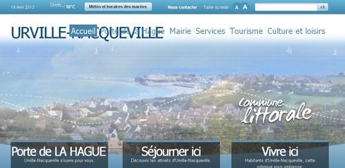 Mairie Urville-Nacqueville
