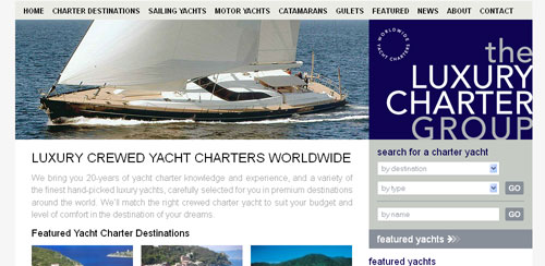 Luxury Charter Group