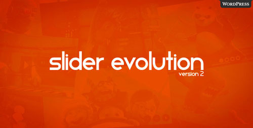 Slider Evolution for WordPress