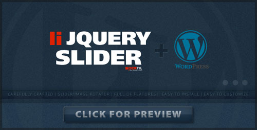 Wordpress jquery slider/banner image rotator - li