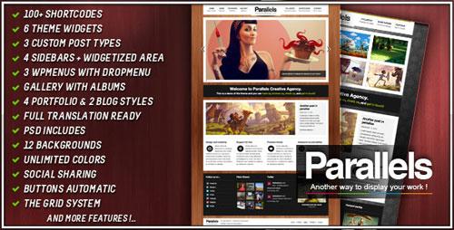 Parallels Premium WordPress
