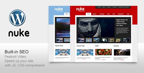 Nuke SEO support For Magazine Blog News