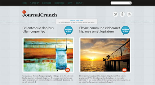Journal Crunch