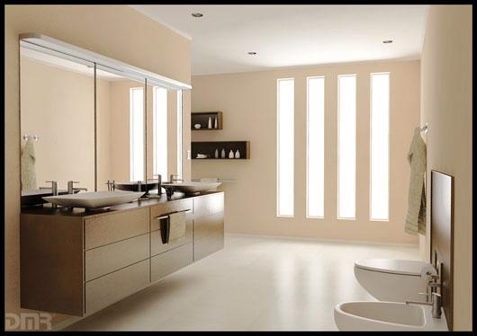 30 Beautiful 3D Interior Designs