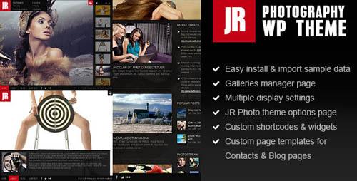 JR Photography WordPress Theme_14