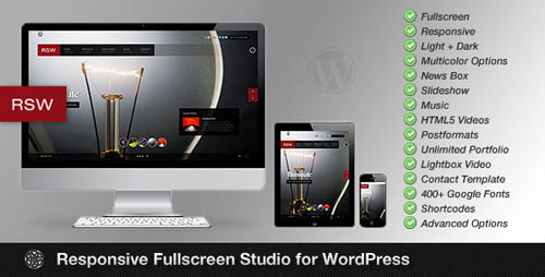 Responsive Fullscreen Studio for WordPress _7