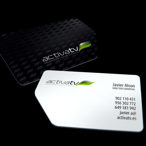 ActivaTV BusinessCard